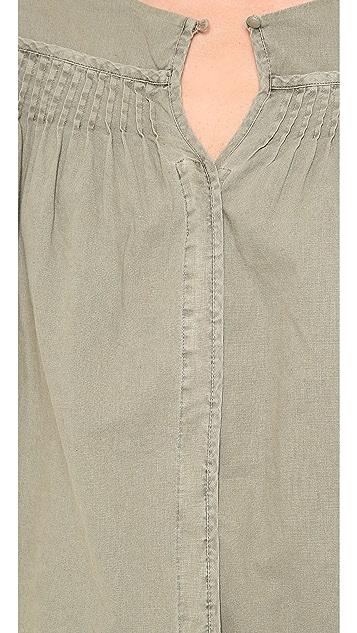 Tambourine Crosby Button Down Shirt