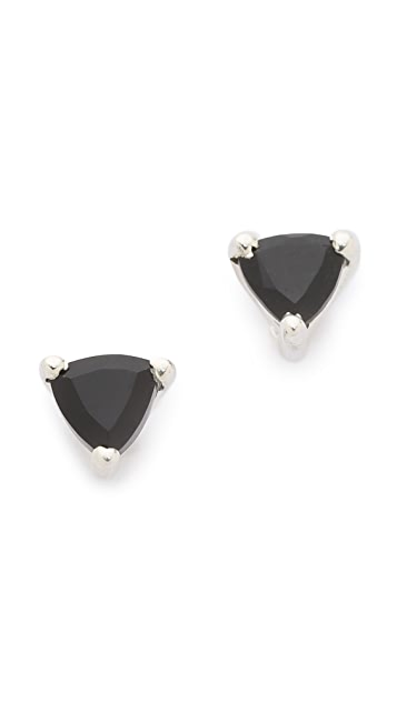 Tarin Thomas Onyx Earrings