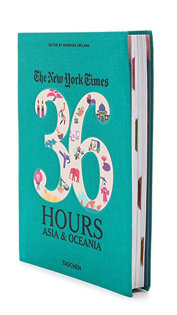 Taschen The New York Times 36 Hours Guide: Asia & Oceania