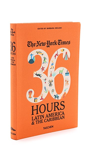 Taschen The New York Times 36 Hours Guide: Latin America & The Caribbean