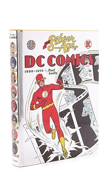 Taschen The Silver Age of DC Comics