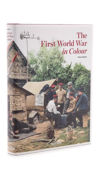Taschen The First World War in Colour