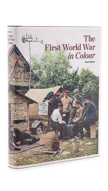 Taschen The First World War in Colour