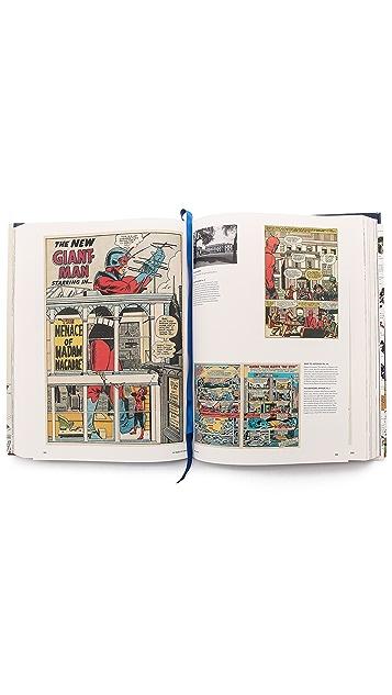 Taschen 75 Years of Marvel Comics