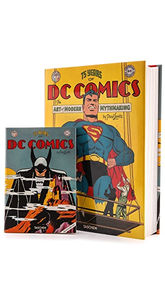 Taschen 75 Years of DC Comics