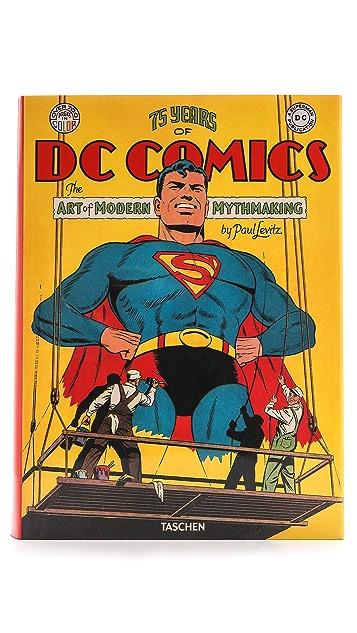Taschen 75 Years of DC Comics