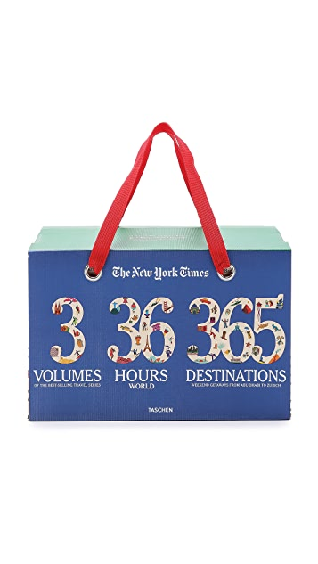 Taschen The New York Times 36 Hours Guide: World