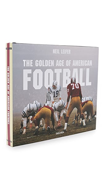 Taschen The Golden Age of American Football
