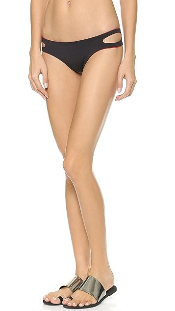 Tavik Swimwear Robyn Reversible Seamless BIkini Bottoms