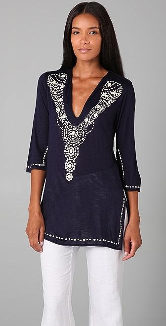 MISA Embellished Tunic