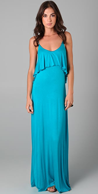 Tbags Los Angeles Maxi Dress