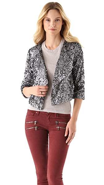 MISA Sequin Jacket