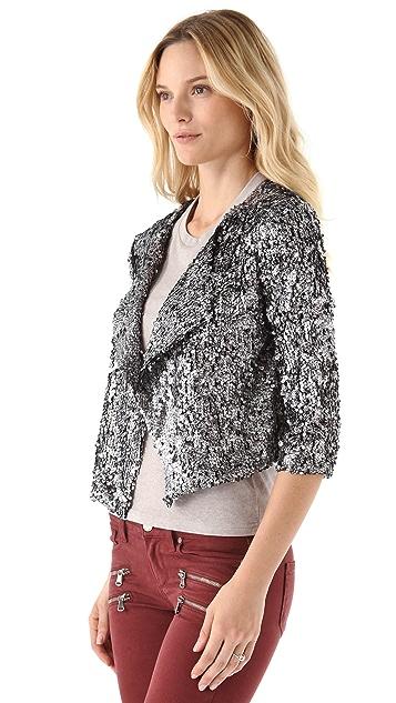 MISA Sequin Jacket