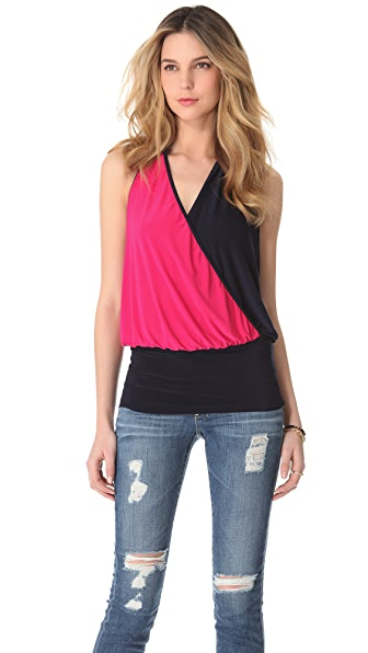 MISA Halter Neck Top