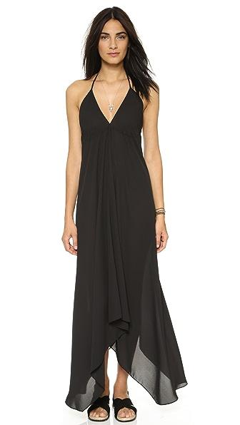 Kupi Tbags Los Angeles online i prodaja Tbags Los Angeles Halter Tie Dress Black haljinu online