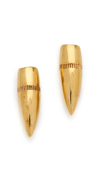 TOM BINNS Hard Wear Small Bullet Studs