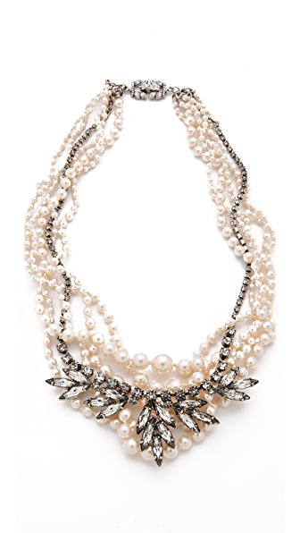 TOM BINNS Regal Rocker Necklace