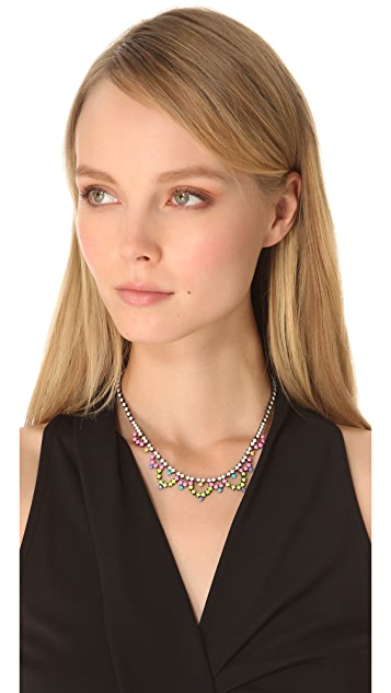 TOM BINNS Bright Crystal Necklace