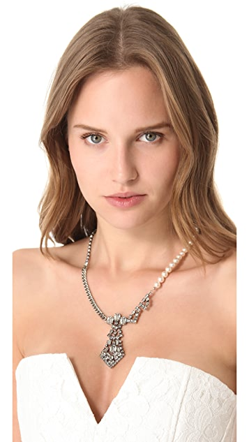TOM BINNS Regal Pendant Necklace