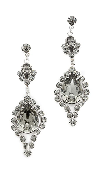 TOM BINNS Madame Dumont Fonce Earrings