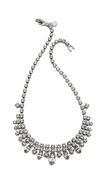TOM BINNS Madame Dumont Marquis Stone Necklace