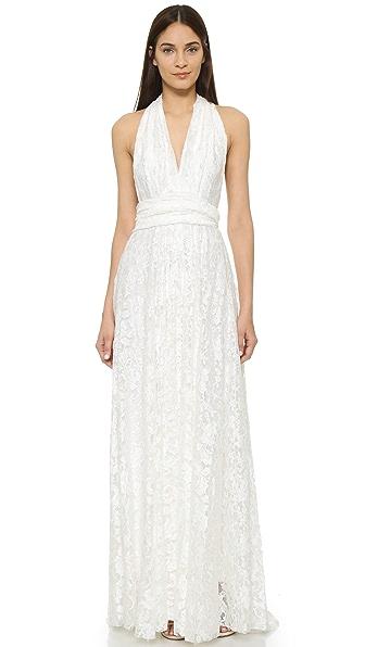 Фото Twobirds Кружевное бальное платье. Купить с доставкой