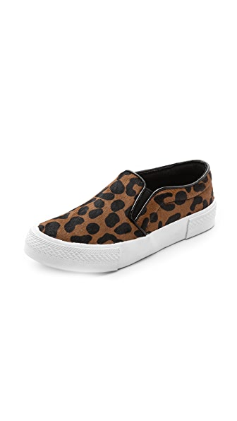 The Blonde Salad Steve Madden NYC Slip On Sneakers