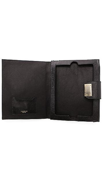Thom Browne Pebbled Leather iPad Case
