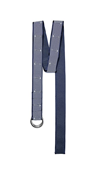 Thom Browne Anchor Ribbon Belt