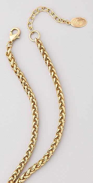 Theodora & Callum Hamsa Necklace