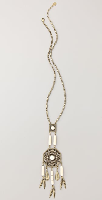 Theodora & Callum Geometric Necklace