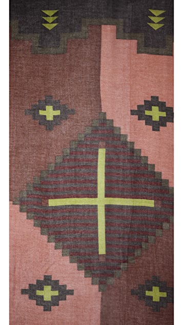 Theodora & Callum Tempe Rug Blanket Scarf
