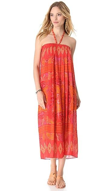 Theodora & Callum Java Cover Up Skirt / Dress