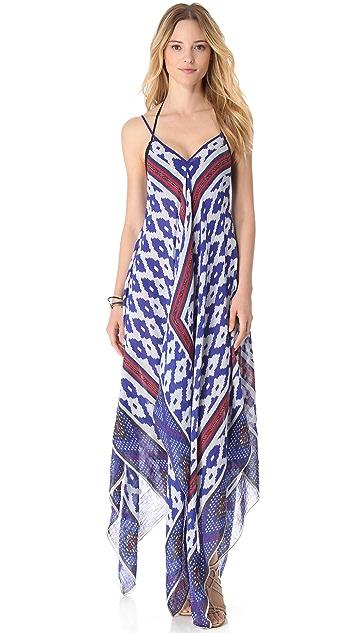 Theodora & Callum Amarillo Cover Up Dress