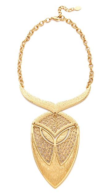 Theodora & Callum Palapa Necklace