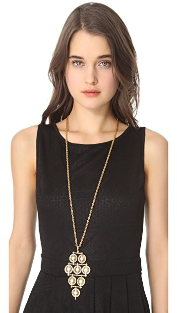 Theodora & Callum Long Andros Necklace