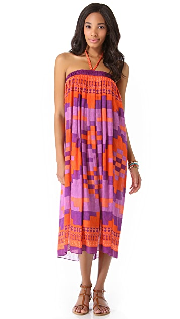Theodora & Callum Andes Cover Up Skirt / Dress