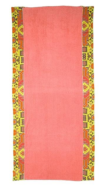 Theodora & Callum Chichen Itza Towel