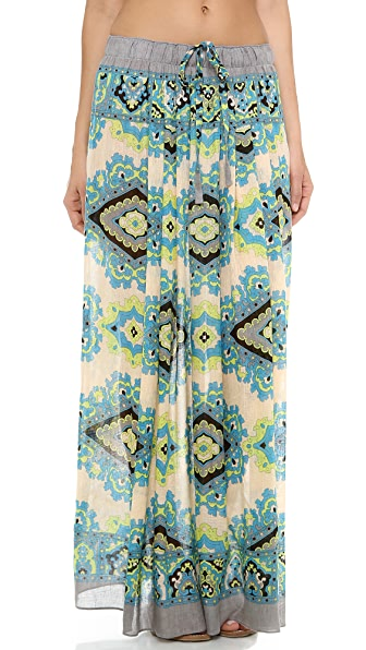 Theodora & Callum Amalfi Maxi Skirt / Tube Dress