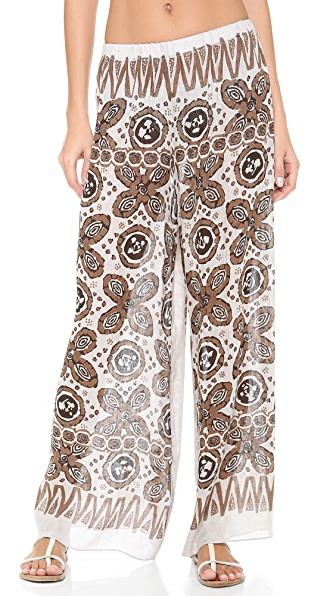 Theodora & Callum Colombo Beach Pants