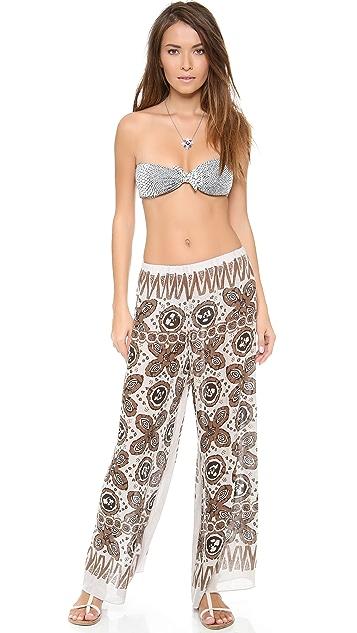 Theodora & Callum Colombo Beach Pants