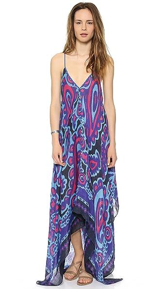 Theodora & Callum Barbados Scarf Dress