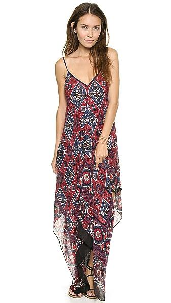 Theodora & Callum Chartres Scarf Dress