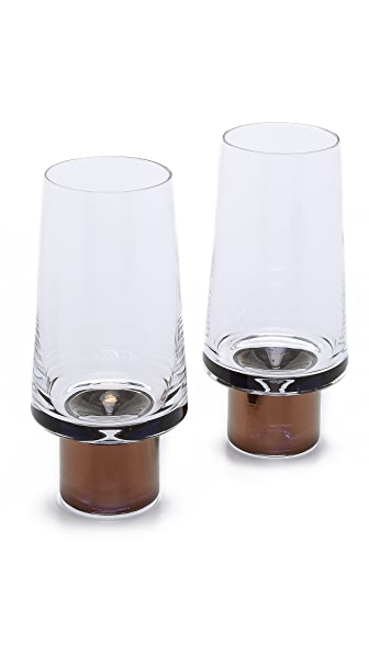 Tom Dixon Tank High Ball Glasses Set