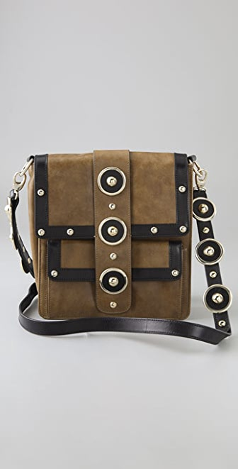 Temperley London Trinity Messenger Bag