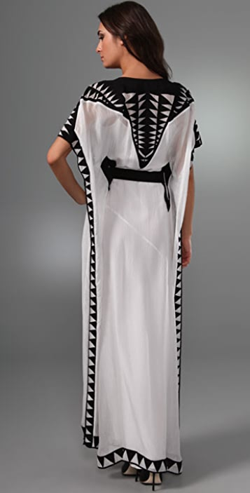 Temperley London Domitia Caftan Dress