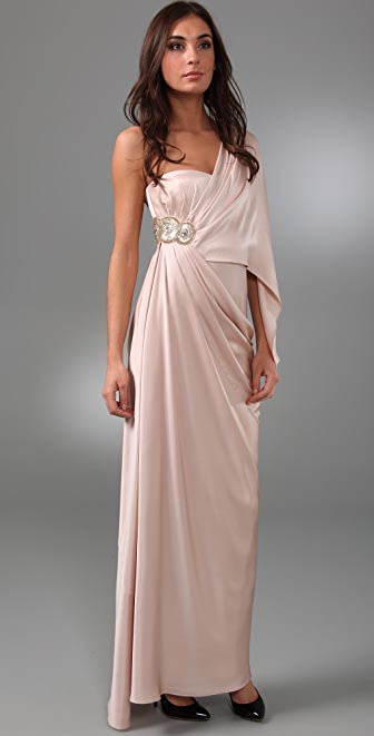 Temperley London Long Kaya Dress