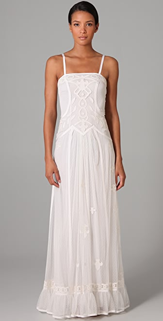 Temperley London Long Jadeene Dress