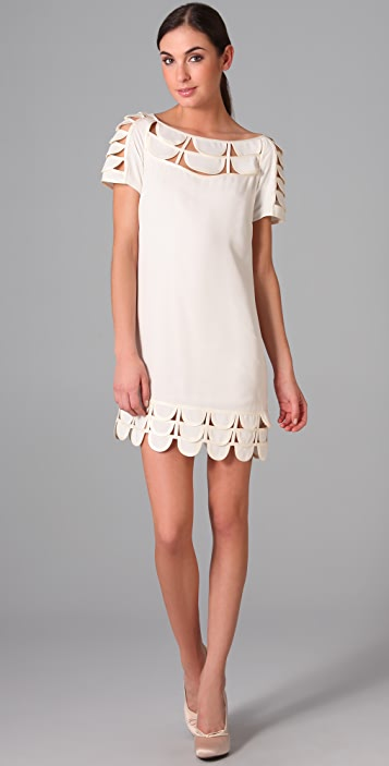 Temperley London Mini Oriel Dress