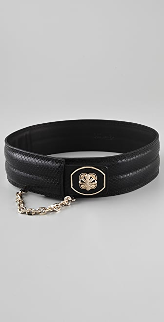 Temperley London Lock Waist Belt